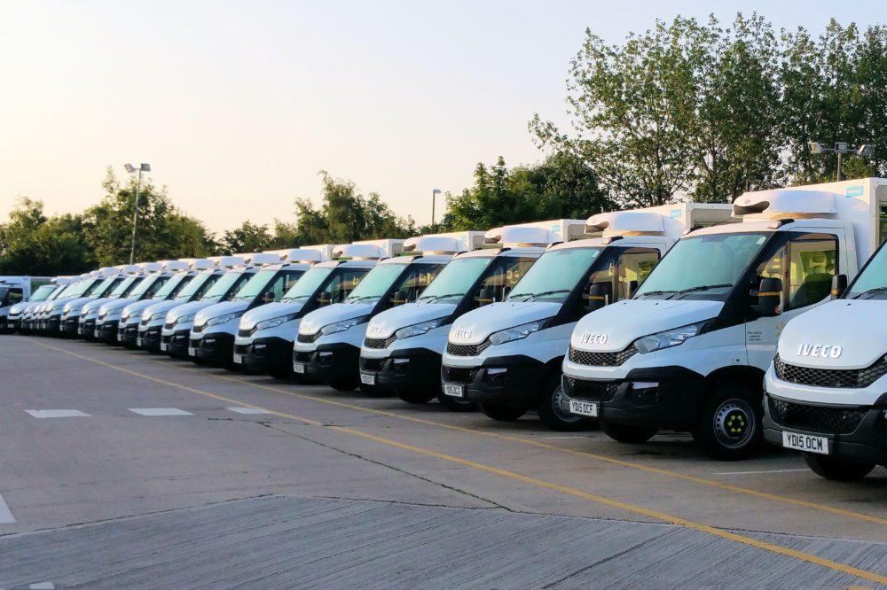 Matt Munford, Manager, Fleet Operations ASDA:, ASDA Logistic Services