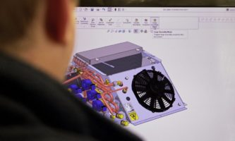 Image to show Research & Development transport refrigeration innovations